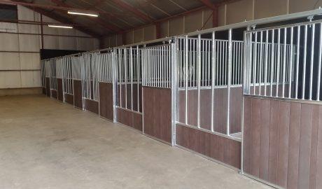 standaard paardenbox